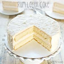 Homemade Coconut Cake by Recipe Coconut Rum Cake Cake Recipes