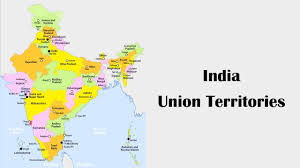 Delhi India Map by India Union Territories Youtube