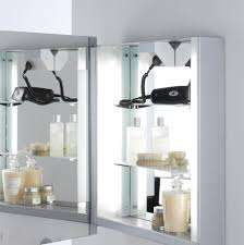 mirrored bathroom cabinets with shaver point illuminated mirror bathroom cabinet shaver socket bathroom mirrors
