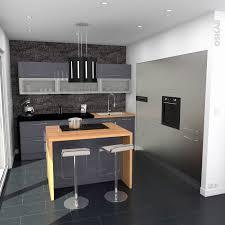 plan de cuisine avec ilot cuisine 15m2 ilot centrale inspirational plan de travail cuisine