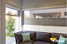 Track Guided Outdoor Blinds Ziptrak Track Guided Awnings Sydney Blinds