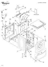 washer whirlpool electric range wiring diagram fefl88acc electric