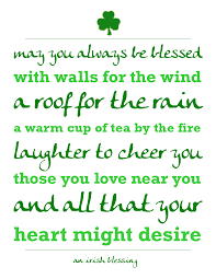 irish blessings and saying on st patrick u0027s day free hd images