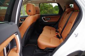 land rover defender interior back seat review 2015 land rover discovery sport canadian auto review