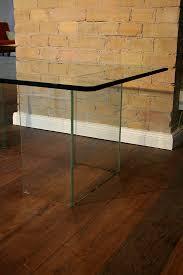 design glastisch vintage mid century design glastisch couchtisch tisch coffee table