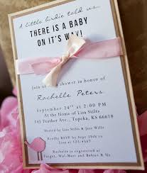 simple baby shower invitations marialonghi