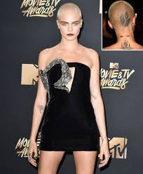 the 25 best cara delevingne tattoo ideas on pinterest cara