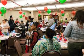 angel tree christmas party 2014 news and events hope for kids