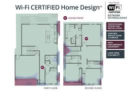 kitchen and bath design certification wi fi alliance introduces a certification program for new smart