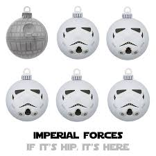 wars ornaments with design appeal