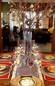 Christmas Table Settings Ideas Top 50 Christmas Table Decorations 2017 On Pinterest Christmas