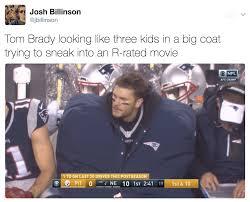 Meme Jacket - brady looking like tom brady s huge jacket know your meme