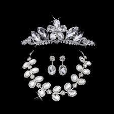 wedding accessories bridal jewelry bridal accessories wedding headdress three