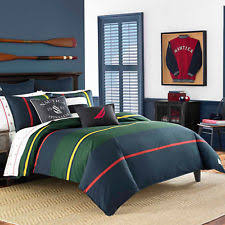 100 Cotton Queen Comforter Sets Nautica 100 Cotton Comforters U0026 Bedding Sets Ebay