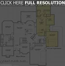 apartments small house plans with inlaw suite house plans with