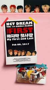 My First Photo Album Nct Dream Start Teasing For Their 1st Single Album U0027my First And