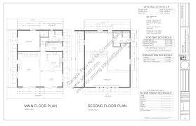 600 Sq Ft Floor Plan by Free Sample Cabin Plan H235 1260 Sq Ft 1 Bedroom 1 Bath Main 600