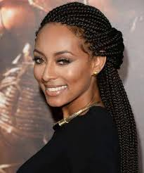 afro plaits african american braid ideas