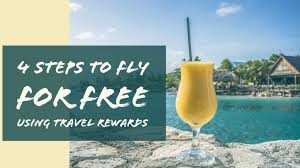 travel rewards images 4 steps to fly for free using travel rewards wealth noir jpg