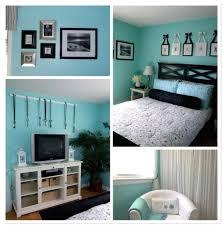 bedroom dark blue bedroom design decor ideas with photo frame
