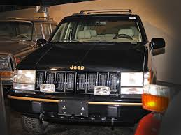 1993 jeep grand curb weight 1995 jeep grand museum exhibit 360carmuseum com