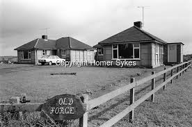 homes in the 1980s housing rural england 1980s england post war bungelows homes