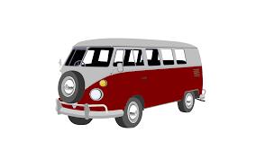 volkswagen van clipart bus bb clip art at clker com vector clip art online royalty