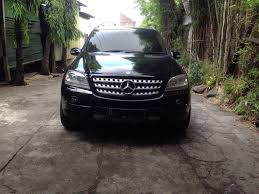 roll royce surabaya mercedes benz ml350 grand edition 2009 black u2013 bisaboy com