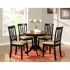parawood furniture antique black u0026 cherry 36