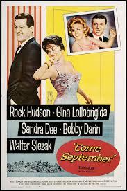 Bobby Darin And Sandra Dee Come September Golden Globes