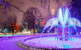 festival of lights niagara falls winter festival of lights