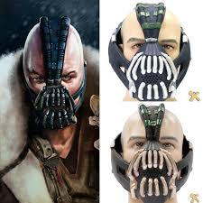 bane mask painted tom hardy style med 23