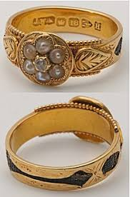 mourning ring