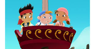jake land pirates tv review
