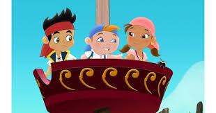 jake land pirates tv review