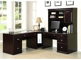 southern enterprises corner desk espresso corner desk espresso office desk 3 piece computer desk with