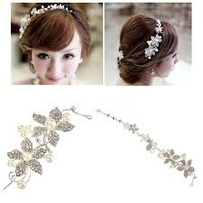 prom hair accessories wedding bridal pageant tiara flower crown prom headband