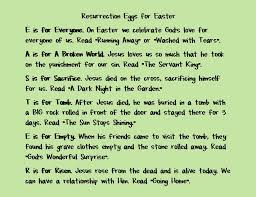 easter resurrection eggs diy resurrection eggs for toddlers and preschool kids bare