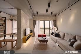 40 坪loft 兩人小世界留住日光映照的溫柔時刻 設計家searchome