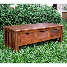 Patio Furniture Storage Bench Benches Teak Patio Furniture Teak Outdoor Furniture