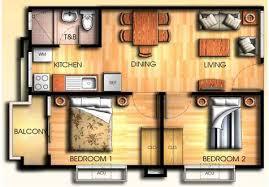 2 bedroom condo floor plans 2 bedrooms with balcony floor area 42 82 sq m condo ideas
