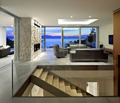 Windows To The Floor Ideas Amazing Loft Ideas With Open Glass Floor To Ceiling Windows With