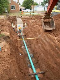 sanitary sewer utility cloquet mn