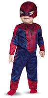toddler amazing spiderman baby costume mr costumes