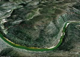 Buffalo Creek Trail Map Buffalo River Trail Maumee Section Free Detailed Topo Map
