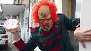 happy birthday creepy clown scary the creepiest way to say happy birthday now i