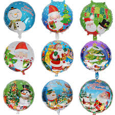 cheap balloons cheap christmas style foil balloons digit helium ballons