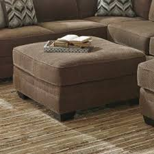 Brown Ottoman Ottomans Ottomans Benches Living Room Furniture Weekends