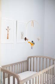 Neutral Baby Nursery Our Neutral Nursery Sequins U0026 Stripes