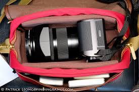 leica bags billingham s3 bag review